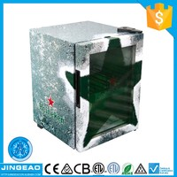 0002 Hot new products factory sale beer beverage custom mini fridge