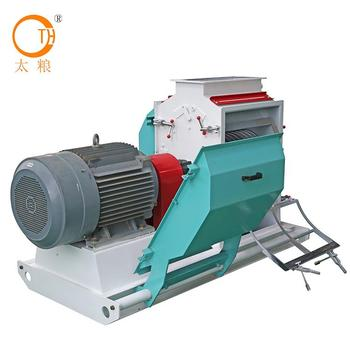 factory direct cheap swine feed hammer mill Factory supply Capacity 3-16t/h for Industrial mass production