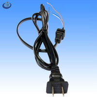 Factory supply China CCC power cord plug