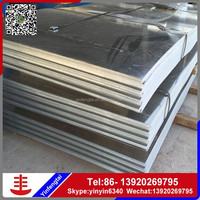 Building Materials steel metals low price corrugated galvanized zinc roof sheets Galvanized roofing sheet