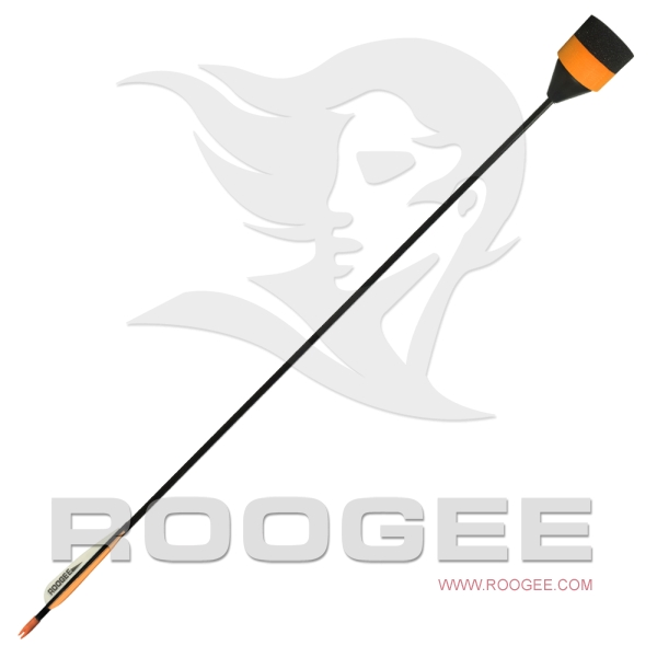 E2 Archery Larp foam arrow - orange