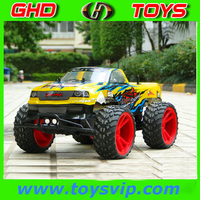 1:10 RC Model Car shaft drive Rc Truck