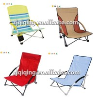 Lightweight Durable Low-Profile Folding/Fold Up Camping Hiking Beach Chair For Sale HF-26-33
