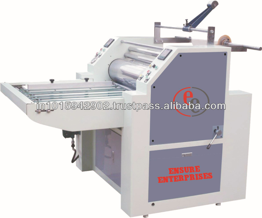 thermal laminating machines in india