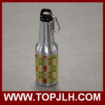 Elegant water bottle for sublimation printing, Gift drinking bottle