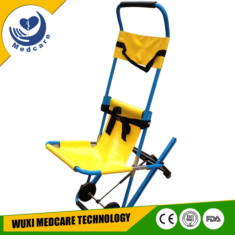 MTST6 Stairway Evacuation Chair With Wheels