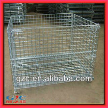 Durable and foldable Metal Warehouse Cage