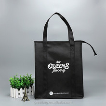 real raw juice promotional tote cooler bag