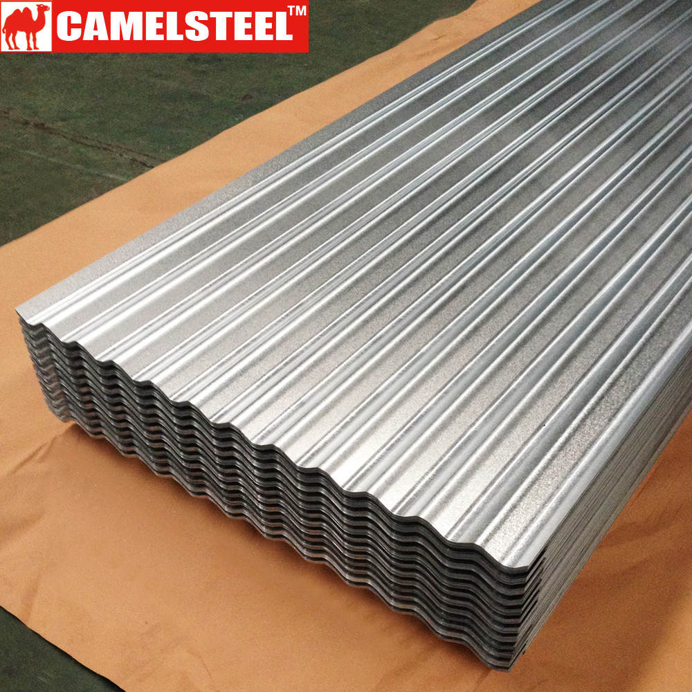 Congo galvanized corrugated steel sheet for roofing