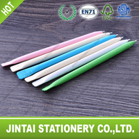 Delicate green paper ball pen