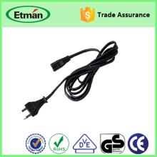 Flat Electrical Power Extension Cord