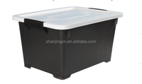 22L New arrival storage boxes/storage bin/plastic storage containers manufacturer