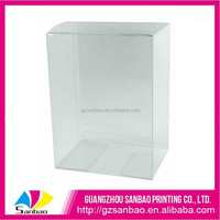 Top grade new arrival Special new products PVC box plastic packaging