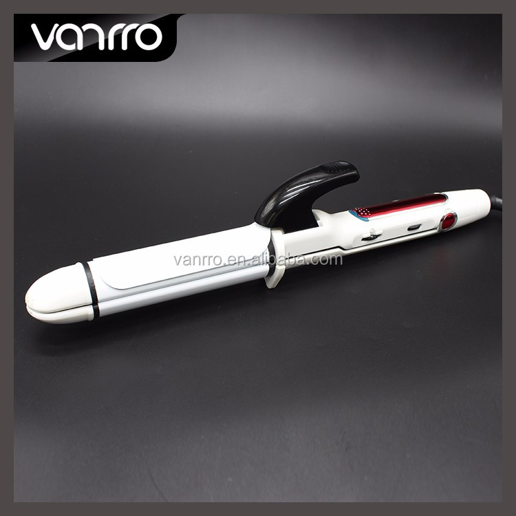 Vanrro hair curler curling iron oven