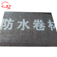 3.0mm thickness SBS modified bitumen membrane Root Resistance sheet