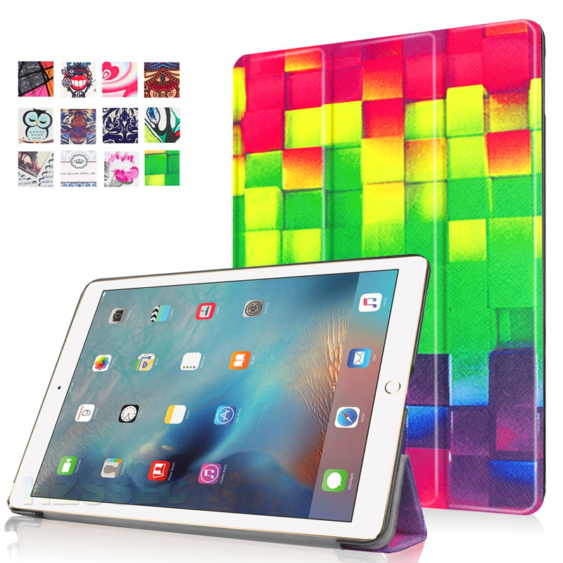 For Ipad Pro 9.7 Smart Flip Magnetic Cover China Tablet Leather Case For Ipad Pro 9.7