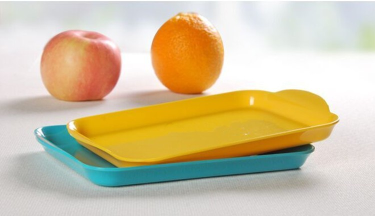 kids melamine serving tray
