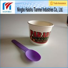 Disposable Custom Prinetd Paper yogurt cup