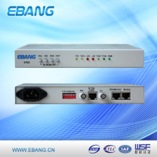 High Quality G.703 to V.35 Modem E1 To Ethernet Converter