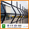 CE certificated Black Welded Wire Fence Mesh Panel