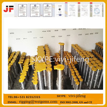 2016 Manufacturer directly supply excavator pins and bushings
