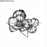 Body Tattoos - Flower Tattoos - 1107121122