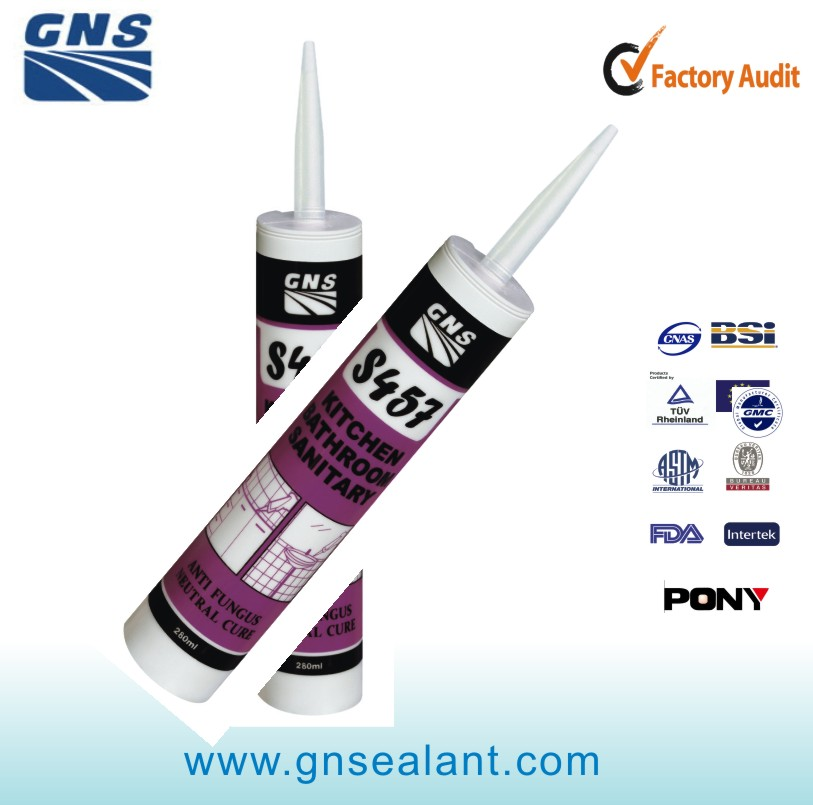 Kitchen fda approved silicone sealant