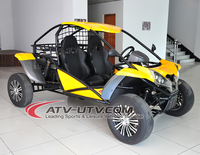 1500cc off road buggy, 4x4 UTV - new style 4 wheel drive go kart