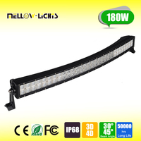 new products 180W curved car tuning exterior led offroad light