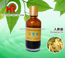Natural ginseng essential oil with lowest price