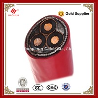 NO.3294- 8.7/15kV XLPE PVC medium voltage cable Single core 3 core different types of Electric power cable