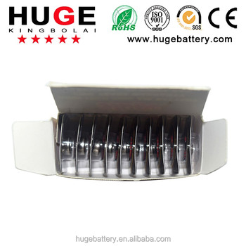 China hearing aids 1.4V A10 A13 A312 A675 zinc air battery
