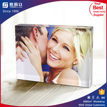 Over 17 year experience male female sex picture acrylic photofunia photo frame