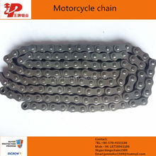 Iran spare parts for chinese motorcycles motorcycle chain 428-102L