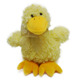Customized cotton duck soft toy with large webbed feet