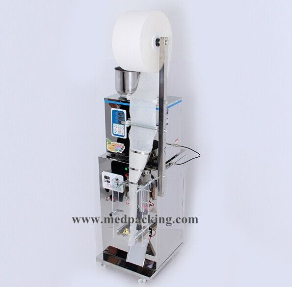 2-99g Bag Packing Machine for Particle Granule Spice