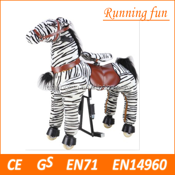 Hot selling CE/EN71 standard electric walking horse toy,ride on horse toy pony