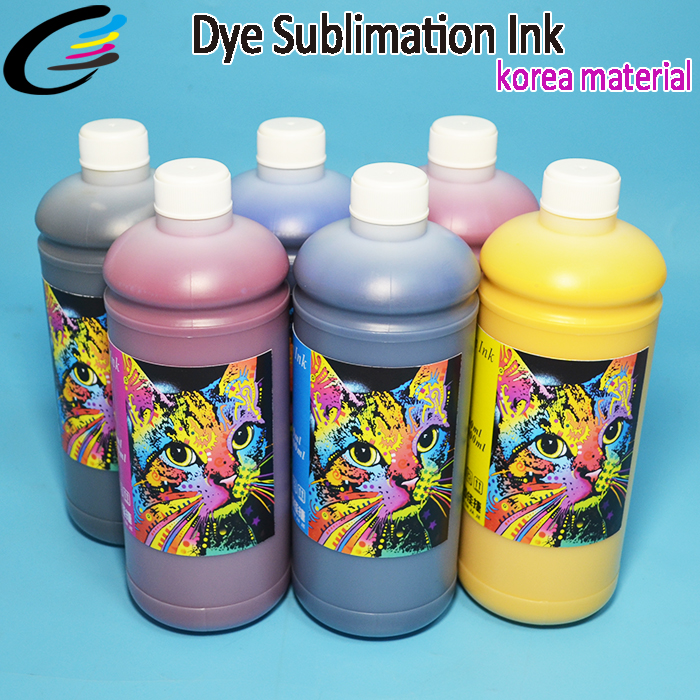 Deeper Color Inkjet Printer Dye Sublimation Ink for Epson 5113 Sublimation Machine