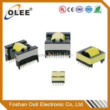 High frequency copper winding power transformer with CE ROHS