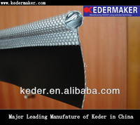 7mm keder plastic tpe extrusion profile(For Tent Architecture)