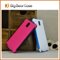 Luxury scratch proof n9000 cell phone cover heavy duty case for samsung galaxy note 3 case