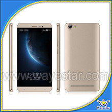 Ultra slim mobile phone unlocked dual sim 5.5 inch quad core Android 5.1