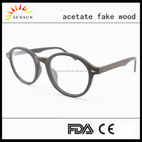 Acetate Frame Eye Glasses High End