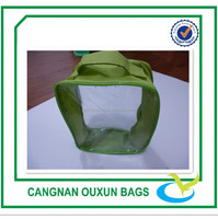 Lovely Customizable Hot-selling promotion clear pvc zip bag