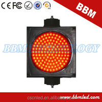 300mm road flasher yellow light traffic signal