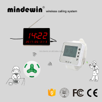 Mindewin New Type Restaurant Wireless Calling System