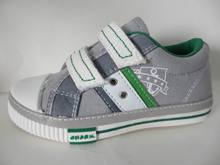 popular style high quality injection canvas shoe for kids
