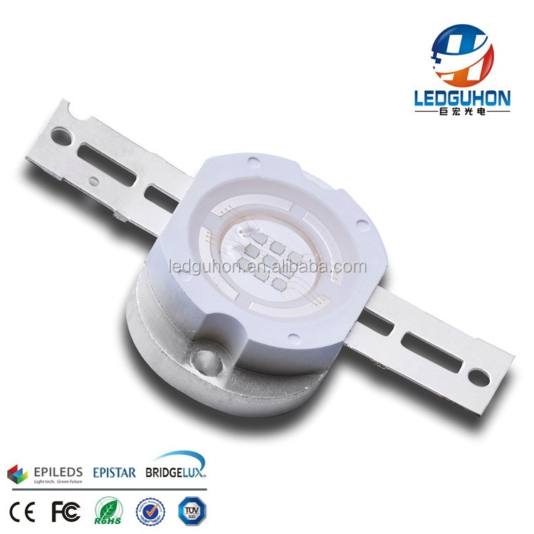 2016 best seller 10W 360-365nm led chip with TUV audit