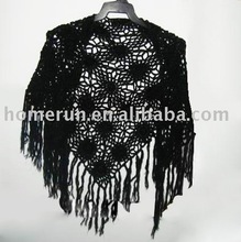 knitted shawl/fashion shawl/ladies' shawl