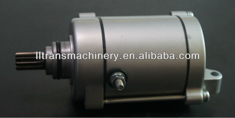 cg200 water cooled engine starter motor